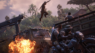Watch <i>Uncharted 4</i>'s Incredible Extended E3 Demo