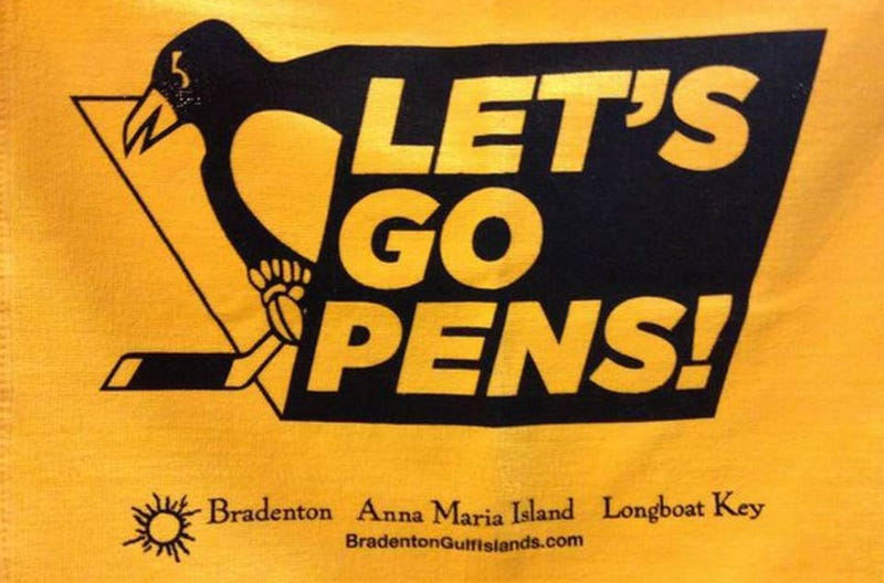 Illustration for article titled Tampa-Area Tourism Bureau Apologizes For Accidentally Supporting The Pittsburgh Penguins