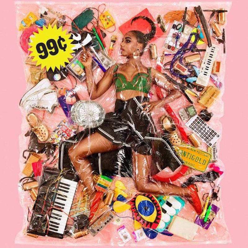 Image result for santigold album cover