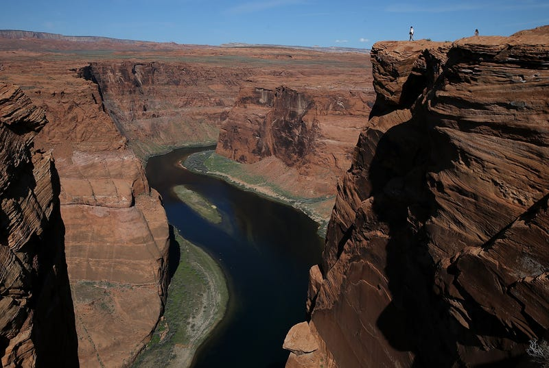 The Colorado River. Photo credit: Getty Images