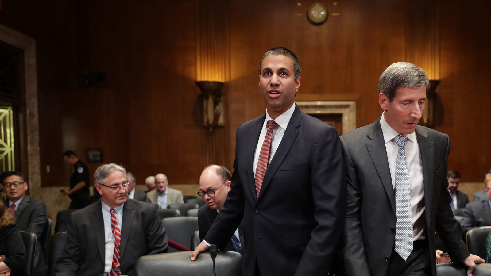 Ajit Pai Is Still Withholding Facts About Location-Data Abuse From Fellow Commissioners