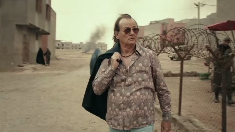 Illustration for article titled Chicago, win tickets to see Bill Murray in Rock The Kasbah for free