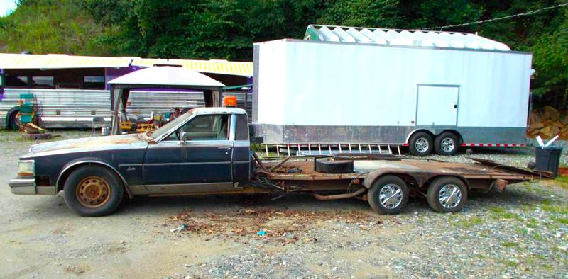 Front Wheel Drive Hauler : How a north carolina mechanic home brewed cadillac