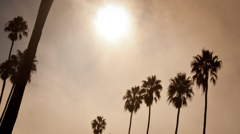 Illustration for article titled Southern California Is Losing Its Clouds and That's Bad News For Fire Season