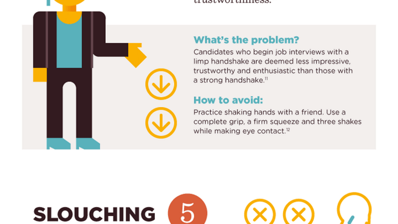 Seven Body Language Mistakes You Won't Want to Make In Your