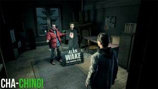 Illustration for article titled Alan Wake's PC Version Pays For Itself in 48 Hours
