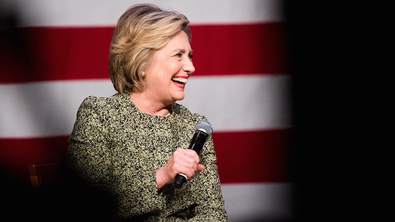 Illustration for article titled Hillary Clinton Promises That Half of Her Cabinet Will Be Women