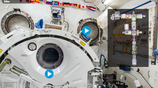 Explore the International Space Station (Toilets and All) With This Interactive Map