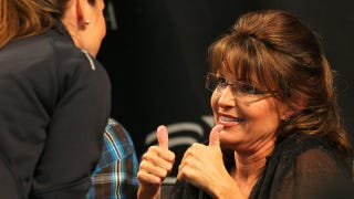 Illustration for article titled Sarah Palin Movie Coming To DVD, Despite Incredibly Low Demand