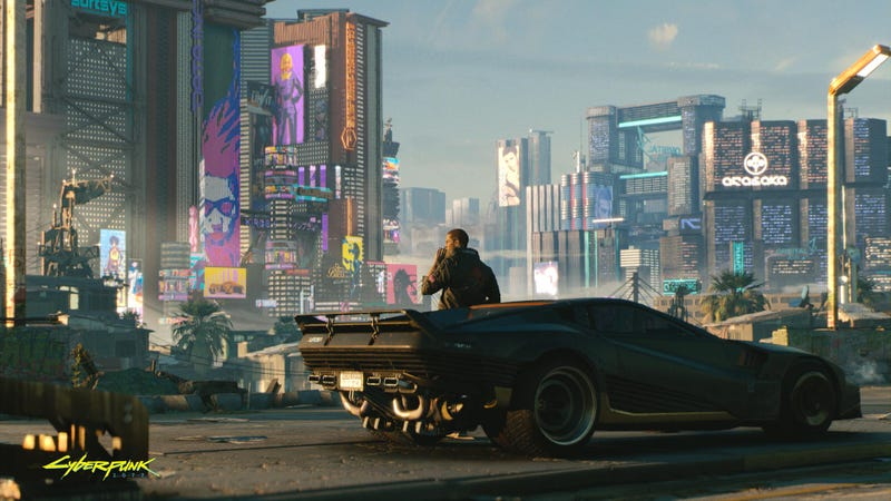 Illustration for article titled As Cyberpunk 2077 Development Intensifies, CD Projekt Red Pledges To Be 'More Humane' To Its Workers