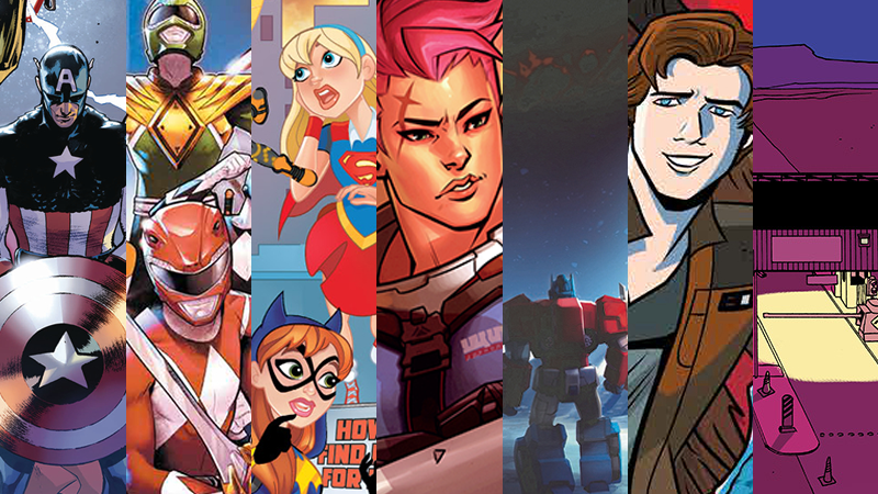 Some of the Best Titles to Get Your Hands on This Free Comic