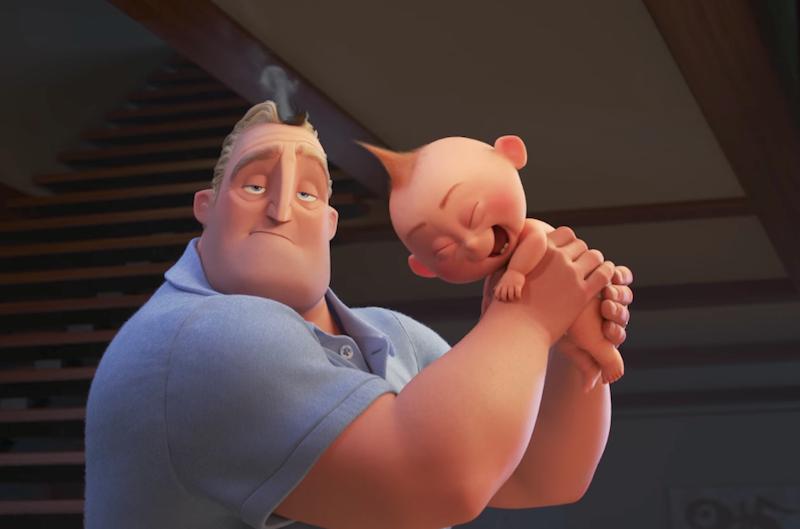 Illustration for article titled El primer teaser tráiler para Los Increíbles 2 ya ha llegado y revela algo que todos estábamos esperando