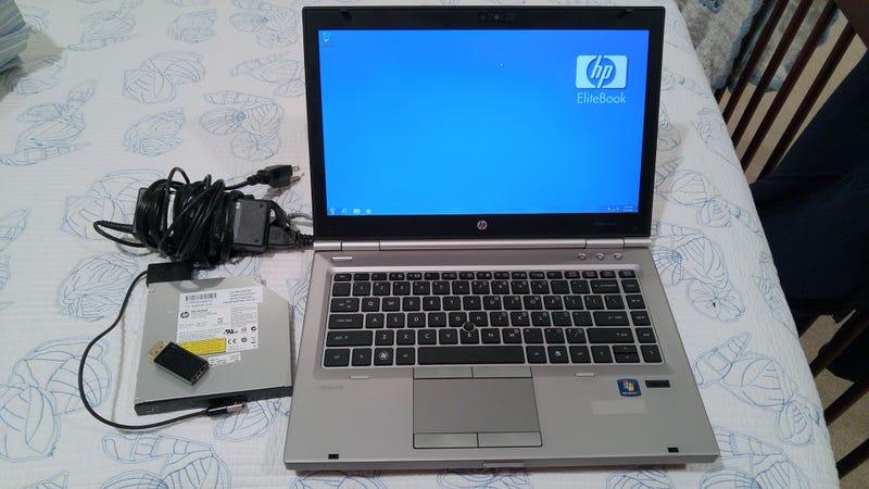 Illustration for article titled HP EliteBook 8460p for sale