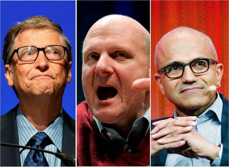 Illustration for article titled Microsoft ya tiene nuevo líder: ¿quién es Satya Nadella?