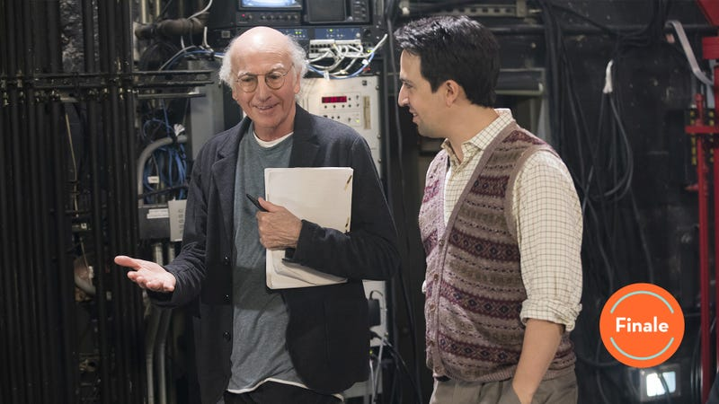 In a strong finale, Curb Your Enthusiasm reminds us a good deed is never its own reward