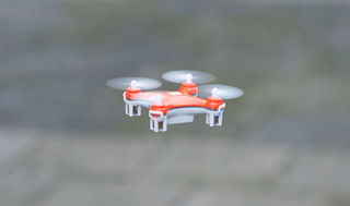 Illustration for article titled Get 41% Off SKEYE's Nano Quadcopter Drone (Limited Units Available)