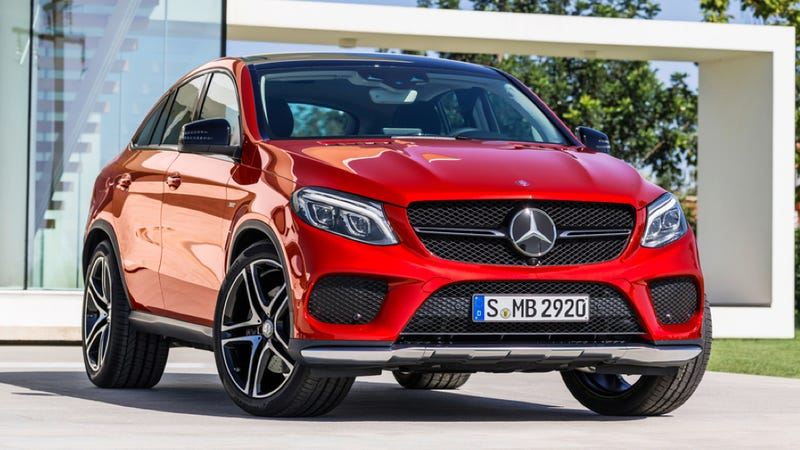 2016 Mercedes Benz Gle 450 Amg Coupe This Is It