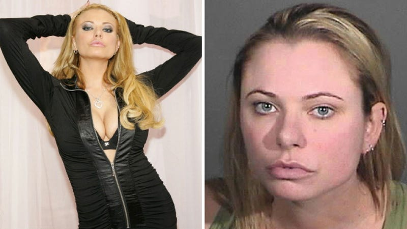 Illustration for article titled Porn Star Briana Banks Arrested For DUI In A McDonald's Drive-Thru