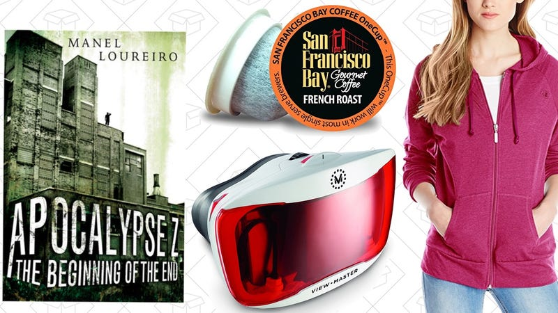 Illustration for article titled Sunday's Best Deals: B2G1 Video Games, Amazon Activewear Sale, View-Master VR