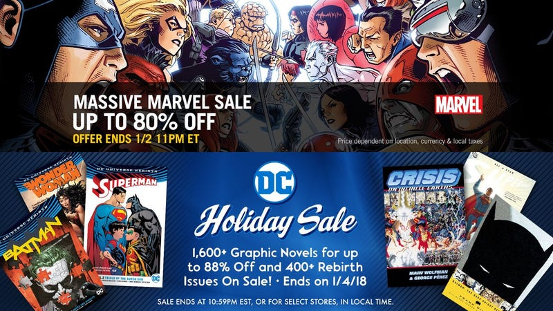 Comixology Sales