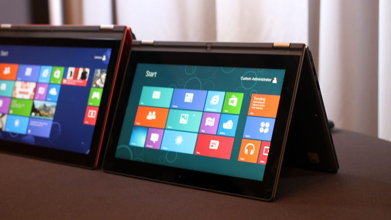 Illustration for article titled Lenovo's Yoga 11 Is Now a Real Ultrabook