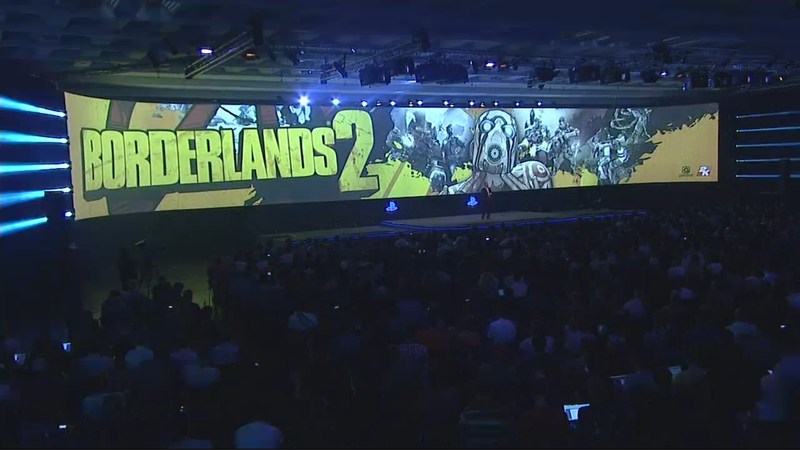 Illustration for article titled Borderlands 2 Coming To Vita Next Year