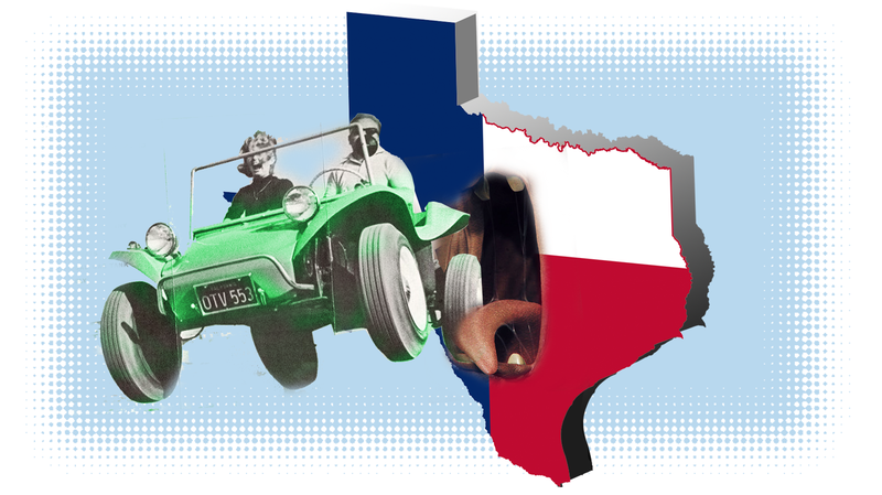 Texas Is Revoking Titles From Dune Buggies And Kit Cars For