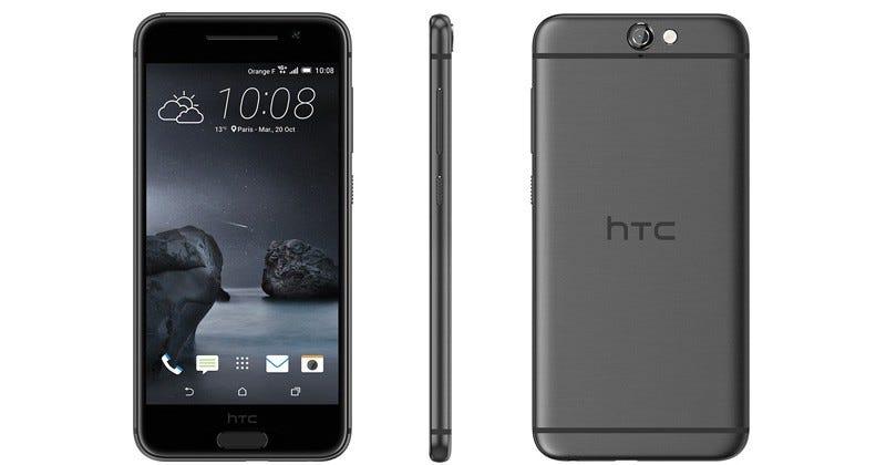 Illustration for article titled Una filtración revela la primera foto oficial y el precio del HTC One A9