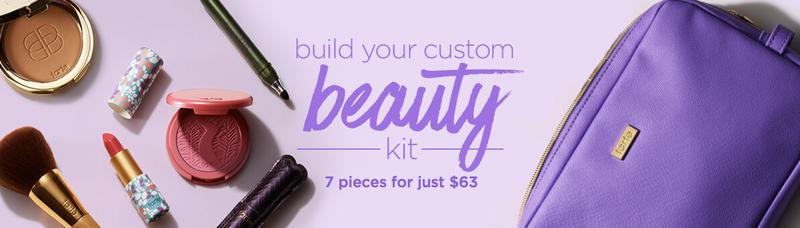 Custom Tarte Cosmetics beauty kit, $53 with code 5HBNJ9L9VQ