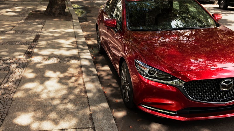Mazda 6 turbo flagship confirmed for Los Angeles motor show