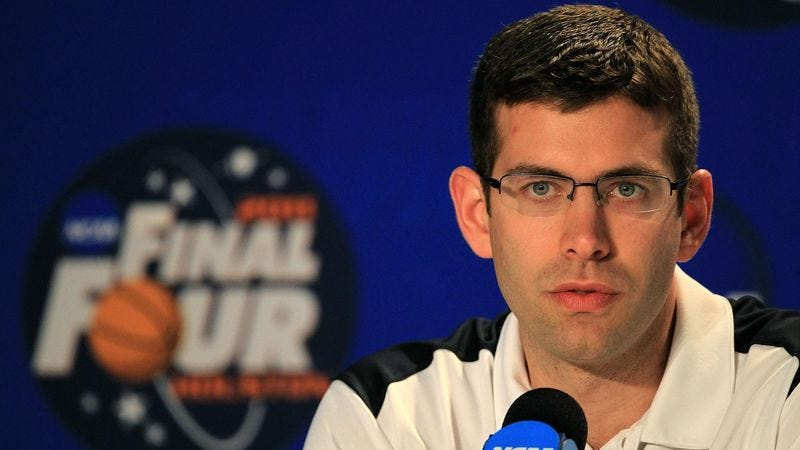 Illustration for article titled Brad Stevens Fired After Losing Second Consecutive NCAA Finals