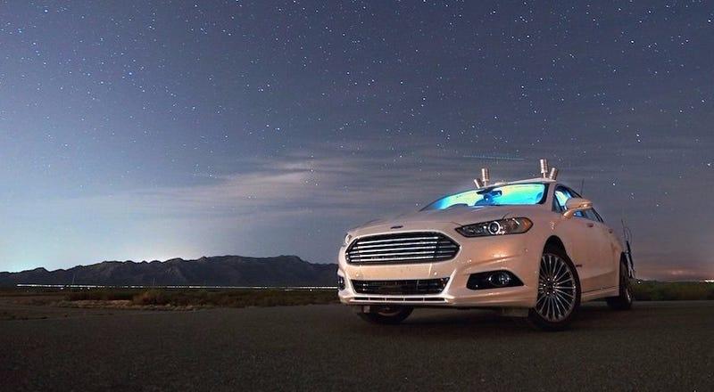 Illustration for article titled Ford planea lanzar un coche completamente autónomo para 2021