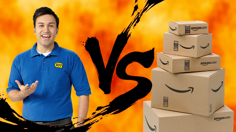 Illustration for article titled Best Buy Gamers Club Vs Amazon Prime