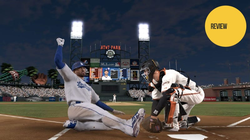 Illustration for article titled MLB 13 The Show: The Kotaku Review