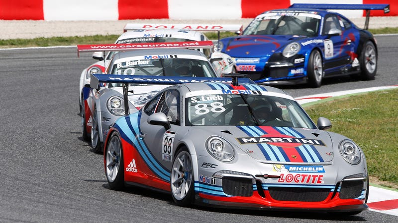 Illustration for article titled Here Are Your Martini Racing Porsche 911 Wallpapers