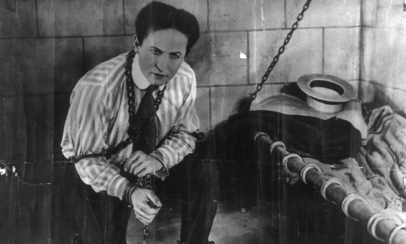Illustration for article titled A New Film Explores Houdini's Quest To Debunk The World of Mysticism