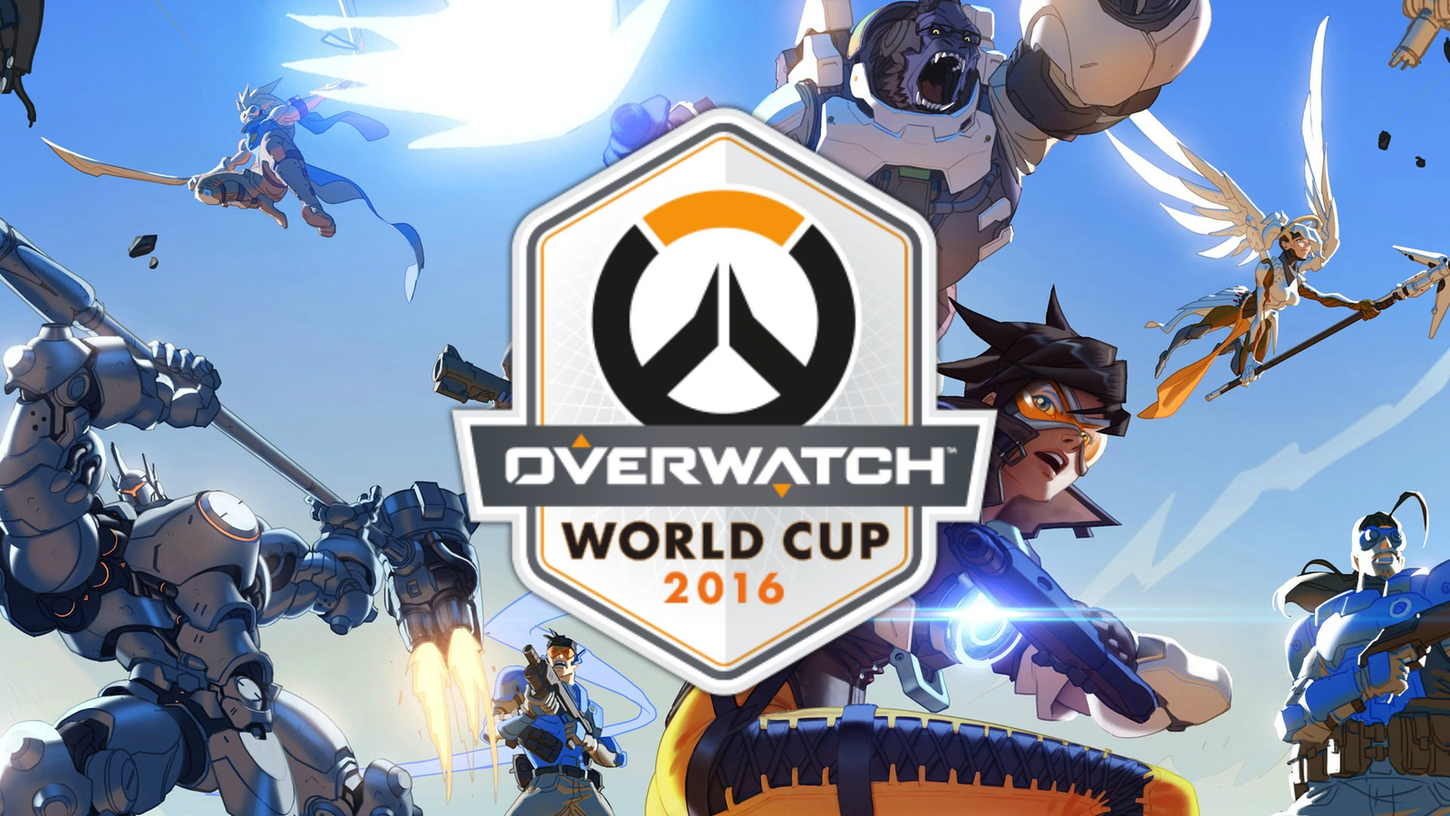 The Overwatch World Cup Is Going On Right Now