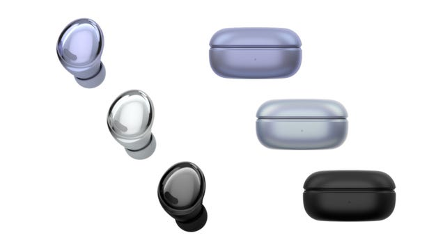 New Leaks Just Gave Us a Way Better Look at Samsung s Next Wireless Earbuds