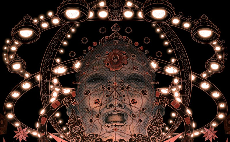 Illustration for article titled How Does The Scarlet Gospels Stack Up To Clive Barker's Horror Classics?