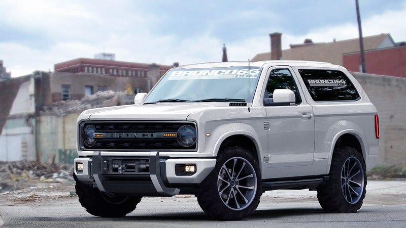 New Ford Bronco >> Alleged Ford Designer Drops Juicy Details On New Bronco And Ranger