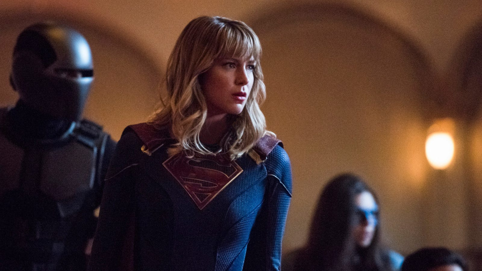 Supergirl's new nemesis is a click-hungry media mogul