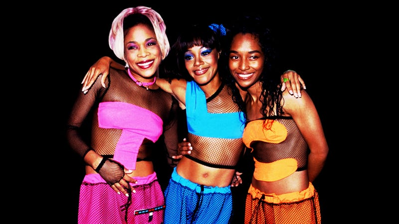 TLC grew more confident with CrazySexyCool, inspiring young girls to do the same