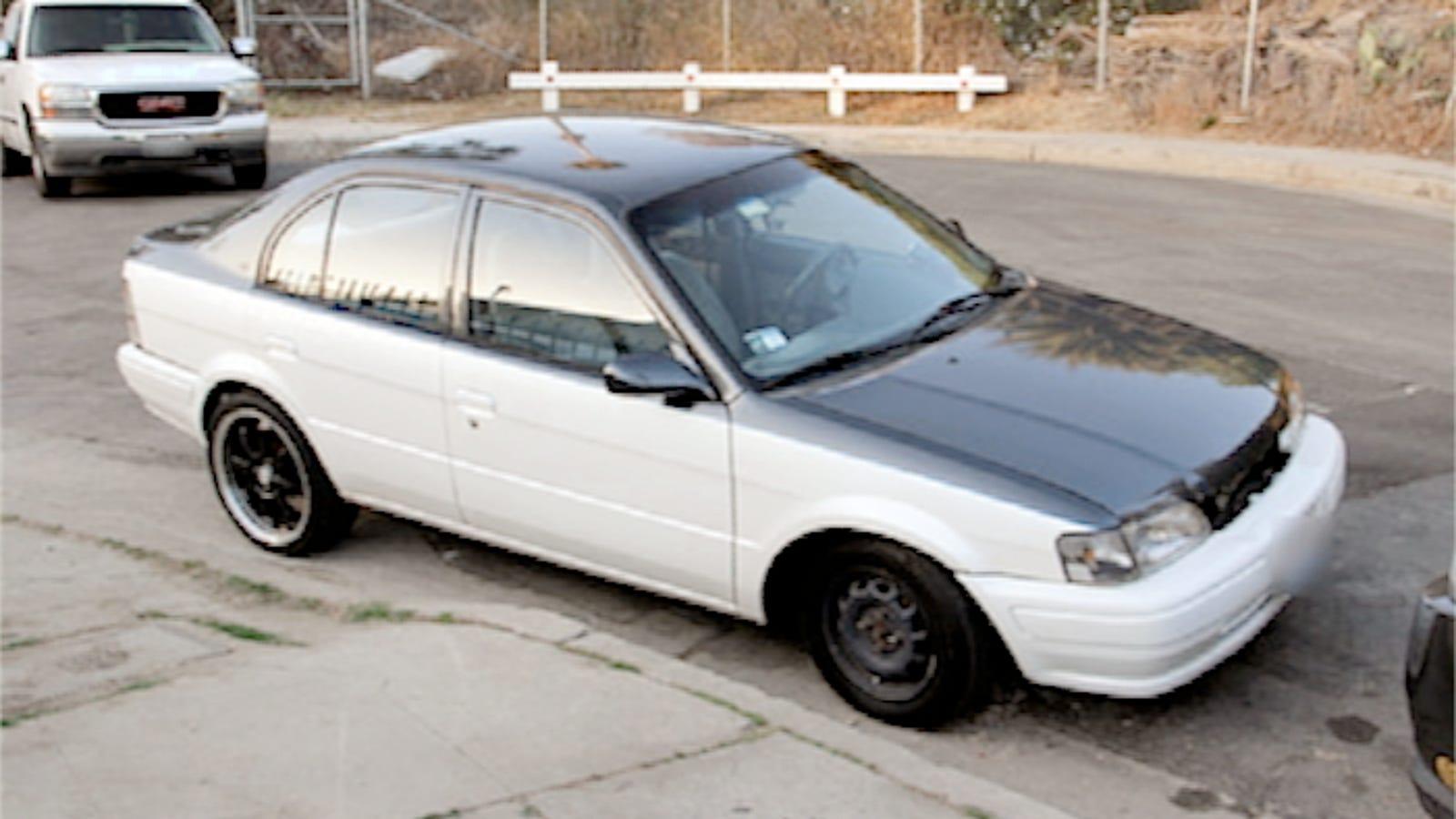 For 3500 Tercelibrate Good Times Come On 1990 Toyota Tercel Hatchback
