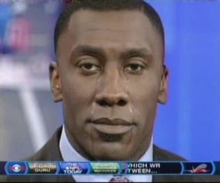 Illustration for article titled Is CBS Letting Shannon Sharpe's Domestic Violence Case Slide?