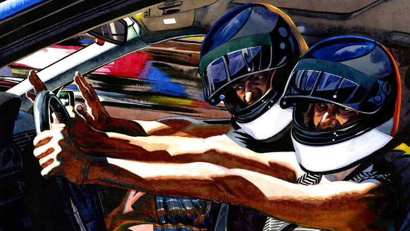 Illustration for article titled The unacceptable dangers of modern track-day coaching