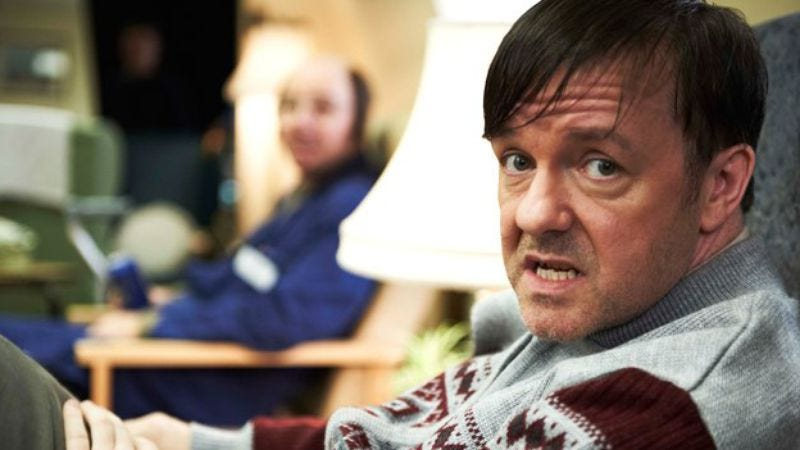 Ricky Gervais' Derek, the show about the mentally challenged man, sets Netflix debut date