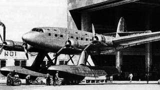 Was This Huge WWII Floatplane Going To Deploy Mini-Subs To U.S. Shores?