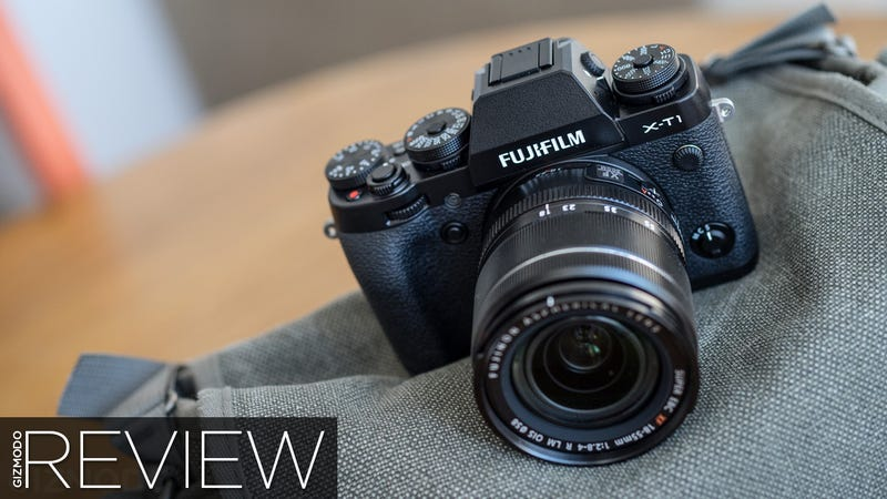 Illustration for article titled Fujifilm X-T1 Review: Feast for the Eyes, Frustration for the Fingers