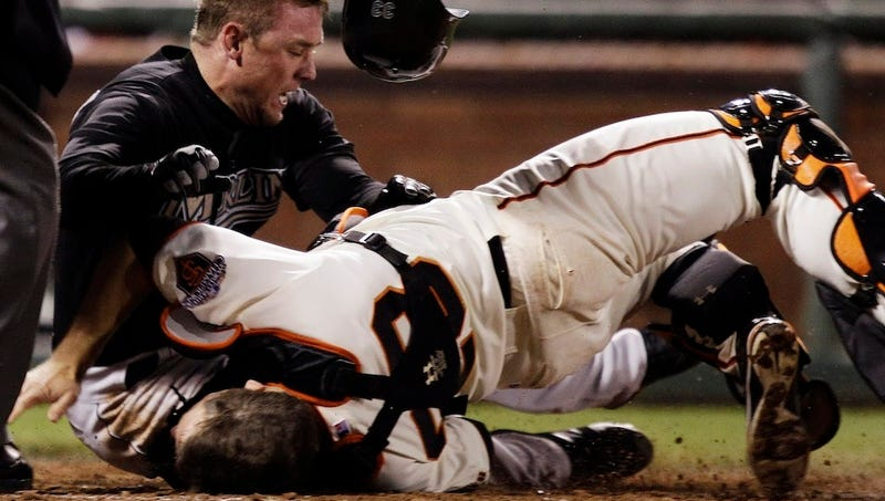 Illustration for article titled Buster Posey And The Dusk Of The Slugging Catcher