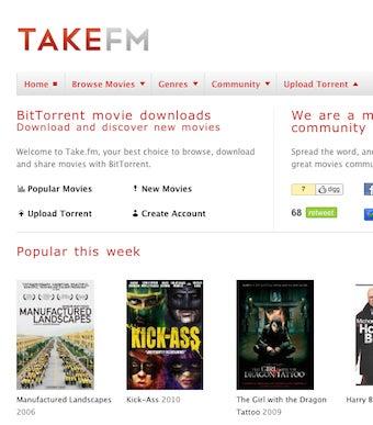 movie torrent tracker